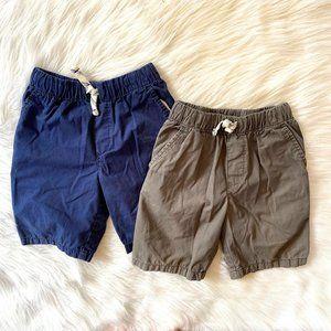 3m Orange Carters Boys Pull-On Ripstop Shorts